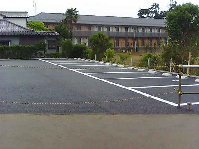 三正駐車場