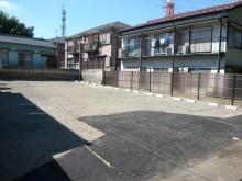 朝日第三駐車場