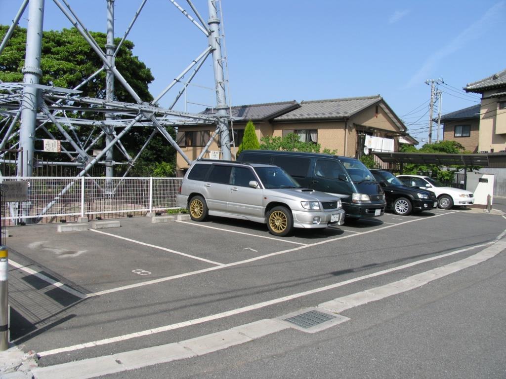 朝日第二駐車場