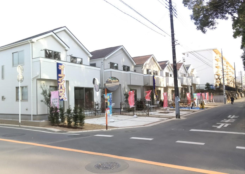松戸市六高台3丁目新築住宅